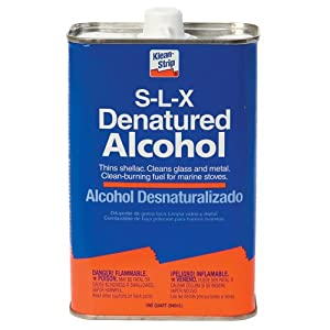 Amazon.com: Denatured Alcohol, Gallon: Home Improvement
