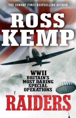 Ross Kemp - Raiders