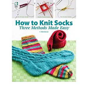 (HOW TO KNIT SOCKS) BY ECKMAN, EDIE[ AUTHOR ]Paperback 11-2008