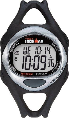 Timex Unisex Ironman Triathlon Sleek 5/1 Resin Strap Watch #T54281