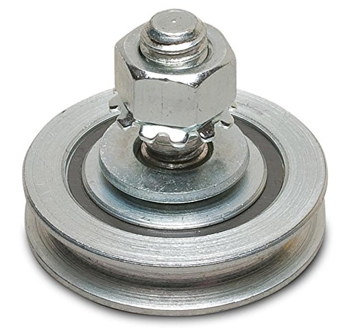 MK Diamond 133090-MK Roller Wheel Assembly for MK-2000 Series Conveyor Cart, Set of 4 (Mk Diamond Parts compare prices)