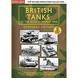 British Tanks of the Second World War: Expanded