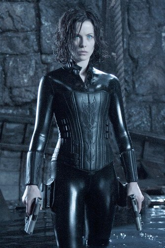 Underworld Vampire Selene Death Dealer Halloween Costume