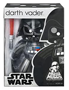 "Star Wars Mighty Muggs 6"" - Darth Vader"