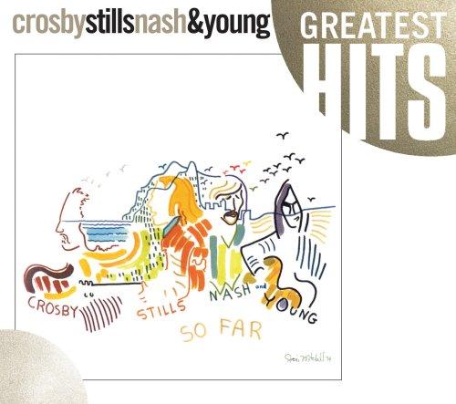 Crosby, Stills, Nash & Young - So Far [Us Import] - Zortam Music