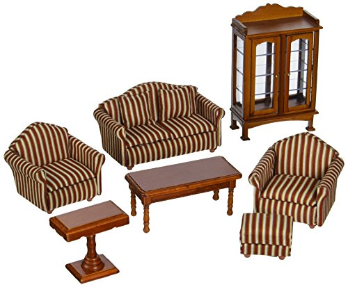 melissa-doug-classic-victorian-wooden-and-upholstered-dollhouse-living-room-furniture-9-pcs