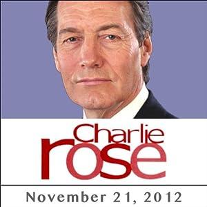 Charlie Rose: Ken Auletta, November 21, 2012 Radio/TV Program