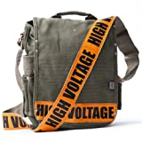 Ducti 'High Voltage' Canvas Utility Messenger Bag