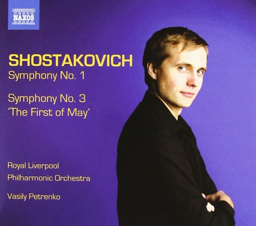 Shostakovich: Symphonies Nos. 1, & 3- The First of May (Shostakovich Symphony 3 compare prices)