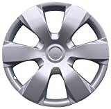 Drive Accessories KT-1000-16S/L, Toyota Camry, 16 Silver Replica Wheel Cover, (Set of 4)