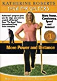 Yoga for Golfers: More Power & Distance [DVD] [Import]