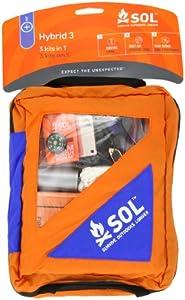 Adventure Medical Kits Sol Hybrid 3, 1-Pound, 4.6 oz by Adventure Medical Kits