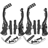 Updated from BR-M422 : Shimano Acera Mountain Bicycle V-Brake Front + Rear Pair Set FOR TWO WHEELS BR-T4000