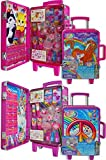 Lisa Frank Rolling Luggage - Styles May Vary [並行輸入品]