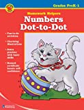 Numbers Dot-to-Dot (0769629245) by School Specialty Publishing
