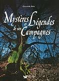 echange, troc Claude Arz - Mystères et Légendes de nos Campagnes