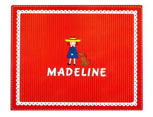 Birthday Party Theme Party Supplies For Girls Party Placemats Set Of 4 Madeline Books Doll Theme