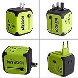 Milool universellen Reise-Adapter mit Doppel USB-Ports aus...