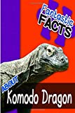 Fantastic Facts About Komodo Dragons: Illustrated Fun Learning For Kids