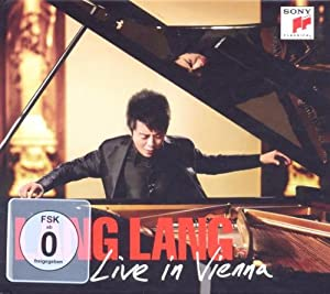 Lang Lang live in Vienna (2CD + DVD BONUS / DIGIPACK LUXE SERIE LIMITEE )