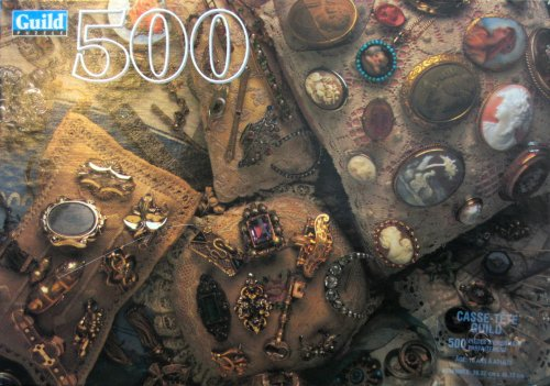 Guild Puzzle 500 Piece Treasures of the Past Puzzle - 1