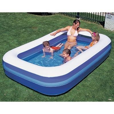 Jumbo Size Paddling Pool