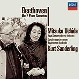 Piano Concertos 1-5  (The Concertos) [3 CD]