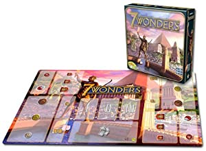 7 wonders board game amazon