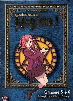 le-maitre-magicien-negima-grimoire-5-6-francia-dvd
