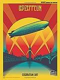 Led Zeppelin Led Zeppelin -- Celebration Day: Authentic Guitar Tab (Authentic Guitar Tab Edition)