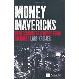Jacket art, Money Mavericks by Lars Kroijer