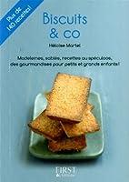 Petit Livre de - Biscuits et cie