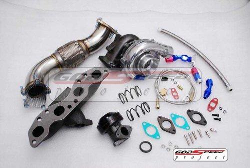 Godspeed S13 S14 S15 Silvia Sr20 Sr20det T3/t4 T3t4 Top Mount Turbo Kit 350hp & Up