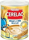 Nestle Cerelac Wheat with Milk 400g (England)