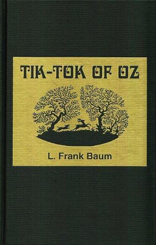 Tick Tock of Oz