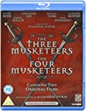 The Three Musketeers / The Four Musketeers (Double Pack) [Blu-ray]