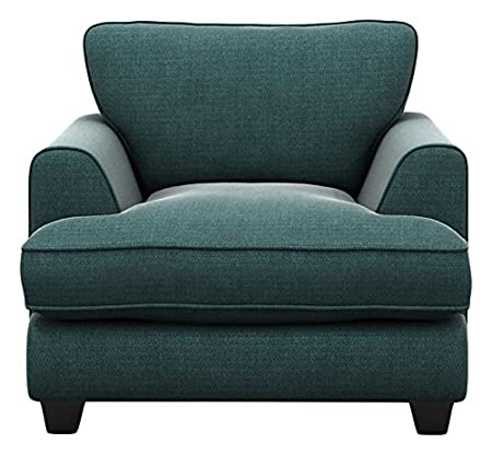 Cavendish Upholstery Chair, Fabric, Ocean