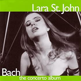 Bach - The Concerto Album