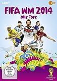 DVD & Blu-ray - FIFA WM 2014 - Alle Tore (DVD)