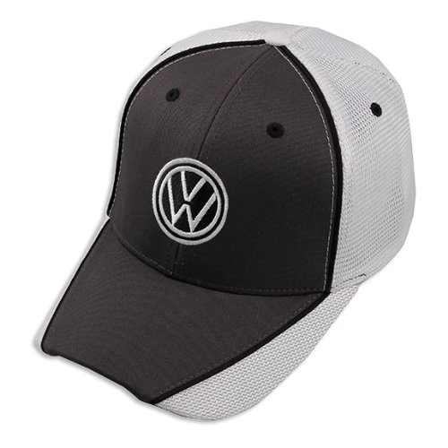 Genuine Volkswagen Mesh Back Baseball Cap Hat
