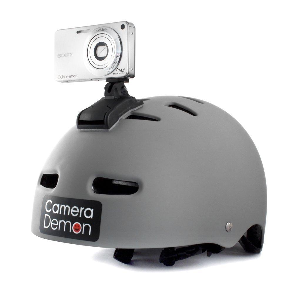 Camera Demon – Universal Helmet Camera Mount