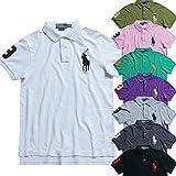 POLO RALPH LAUREN ポロ ラルフローレン ポロシャツ 半袖 メンズ ロゴ刺繍 並行輸入品 VITA521