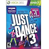 Exclusive Just Dance 3 X360 Kinect By Ubisoft