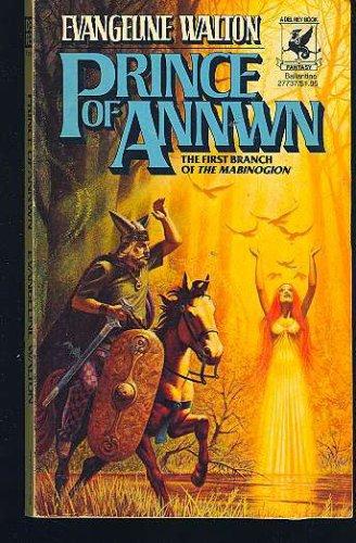 Prince of Annwn, Walton,Evangeline