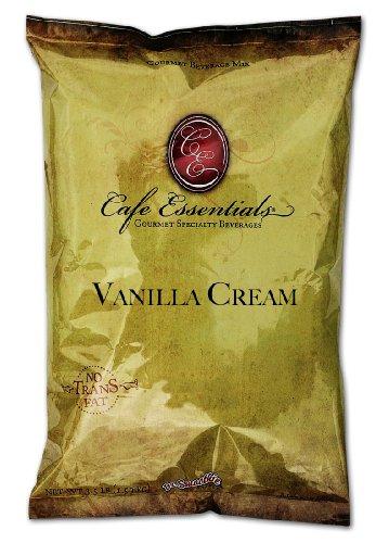 Cafe Essentials Vanilla Beverage Mix, 3.5-Pound Bag