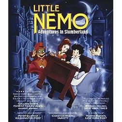 Little Nemo: Adventures in Slumberland [Blu-ray]