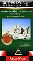 Syria & Lebanon geogr.(r) Scale: 1/750