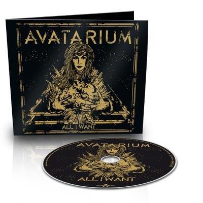 AVATARIUM, All i want - Mini-CD-Digi