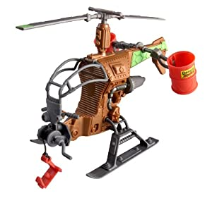 Teenage Mutant Ninja Turtles Mutagen Ooze Drop Copter at Sears.com