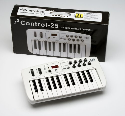I2 Control 25 Usb Midi Keyboard